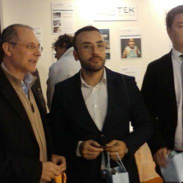 Visitas al stand CO2zero Foro de Innovación Vila-real