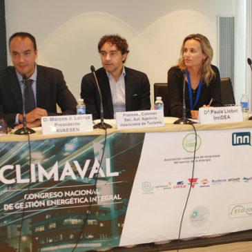 CLIMAVAL 2015 primer evento CO2zero en su clase