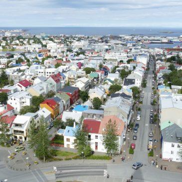 Reikiavik, ciudad geotermal, aspira a ser CO2 cero en 2040
