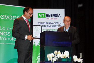 Entrega del Sello Verde CO2zero al evento CLIMAVAL