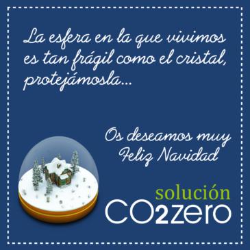 Feliz Navidad os desea CO2zero