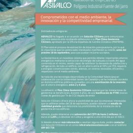 El Plan Clima Geotermia CO2zero se promueve entre las empresas de Paterna y de Asivalco