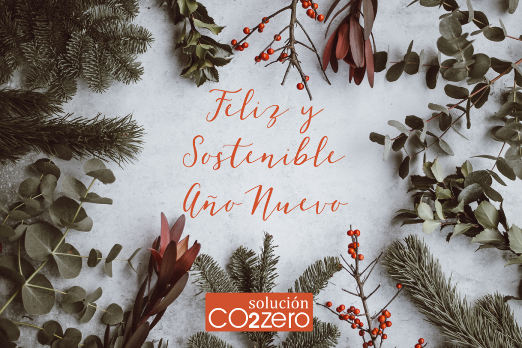 Feliz y sostenible 2018 CO2zero