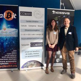 CO2zero en el IOT Blockchain Camp Valencia