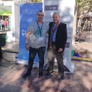 CO2zero otorga Sello a los eventos de «València canvia pel clima»