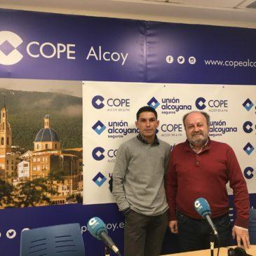 Solución CO2zero en la Radio Alcoy SER y en COPE Alcoy
